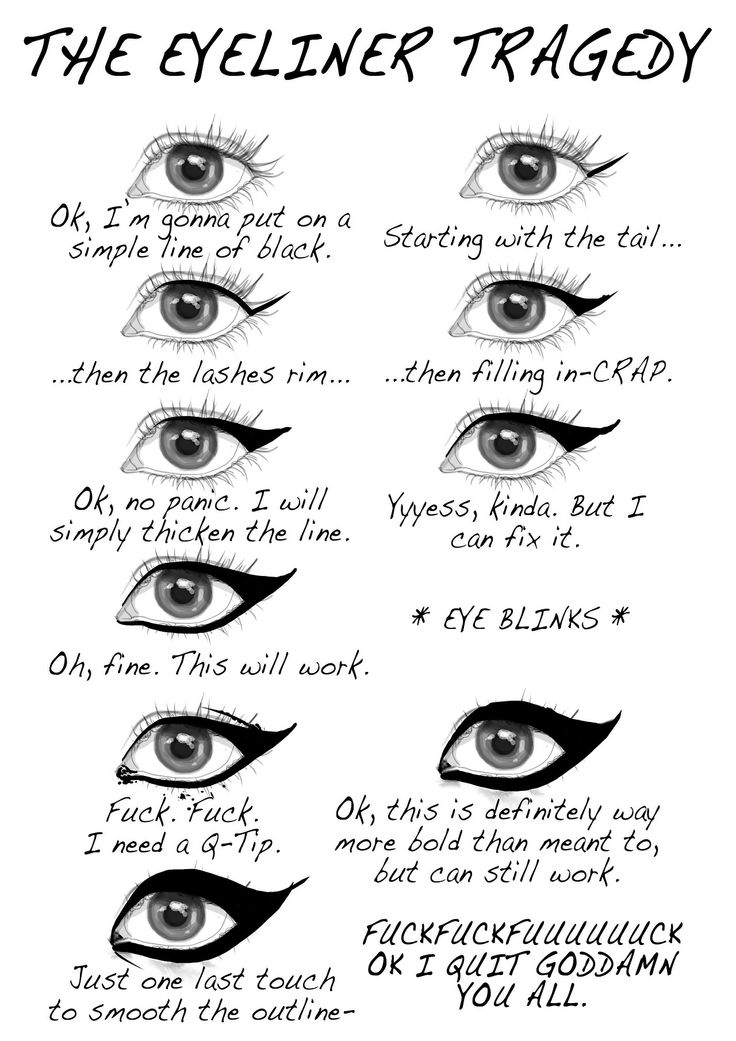 eyelinertragedy