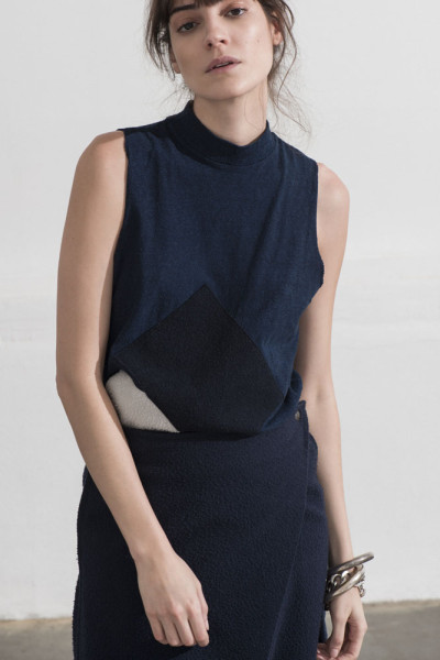 SIMONMILLER_FW15_Womens_Look_7_Texture-400x600