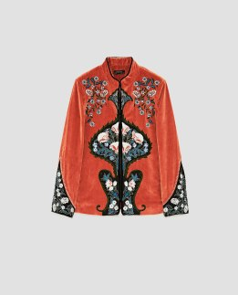 Bohemian Zara jacket