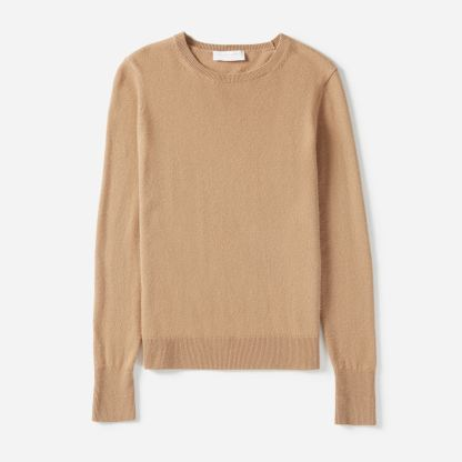 Casmere crew knit