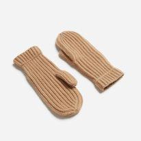 Cashmere mittens